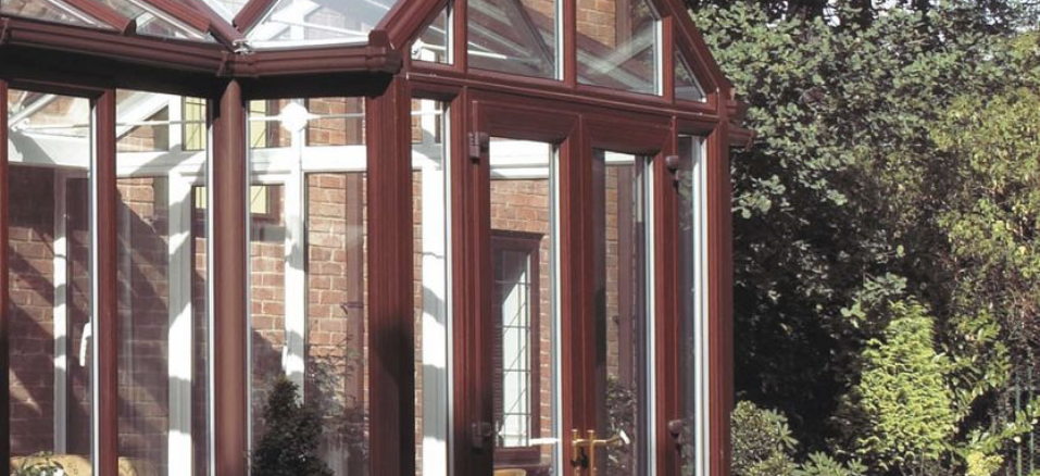 uPVC Edwardian conservatories in Northampton and all areas surrounding Northamptonshire