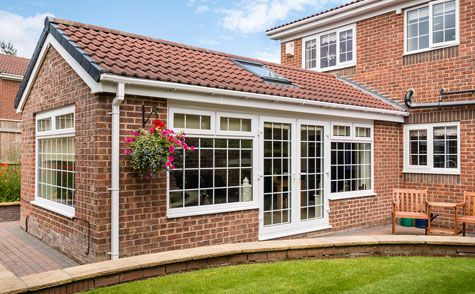 Home extensions and garage conversions built by an established Northampton building company